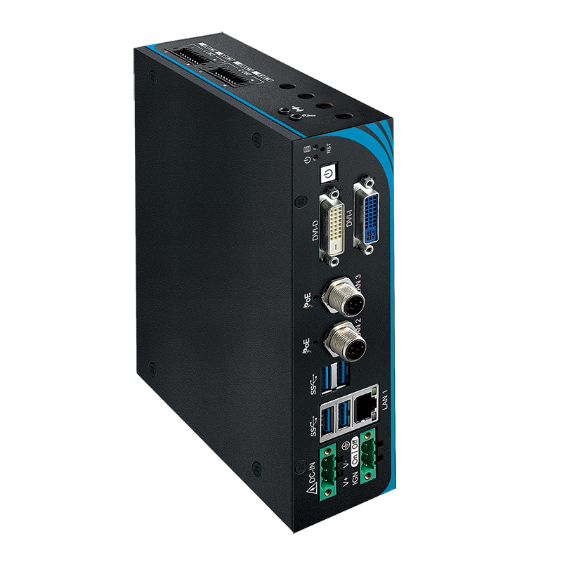 Fanless Box PCs , Ultra-Compact Systems - ARS-2000ML