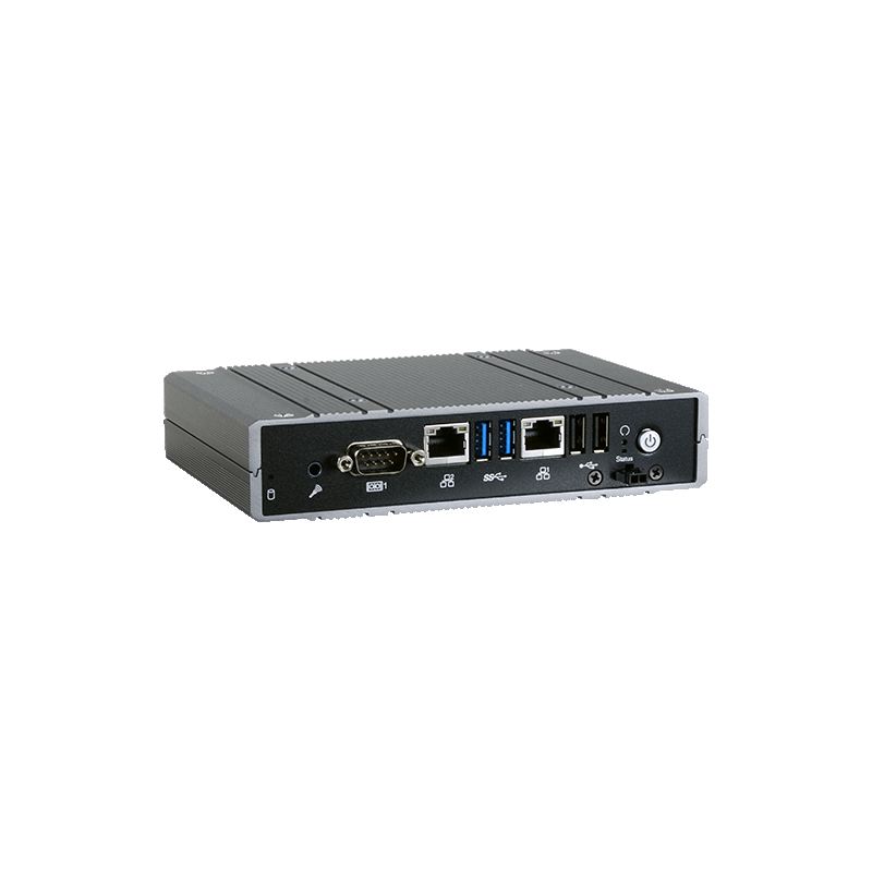 Fanless Box PCs , Ultra-Compact Systems - EC800-AL