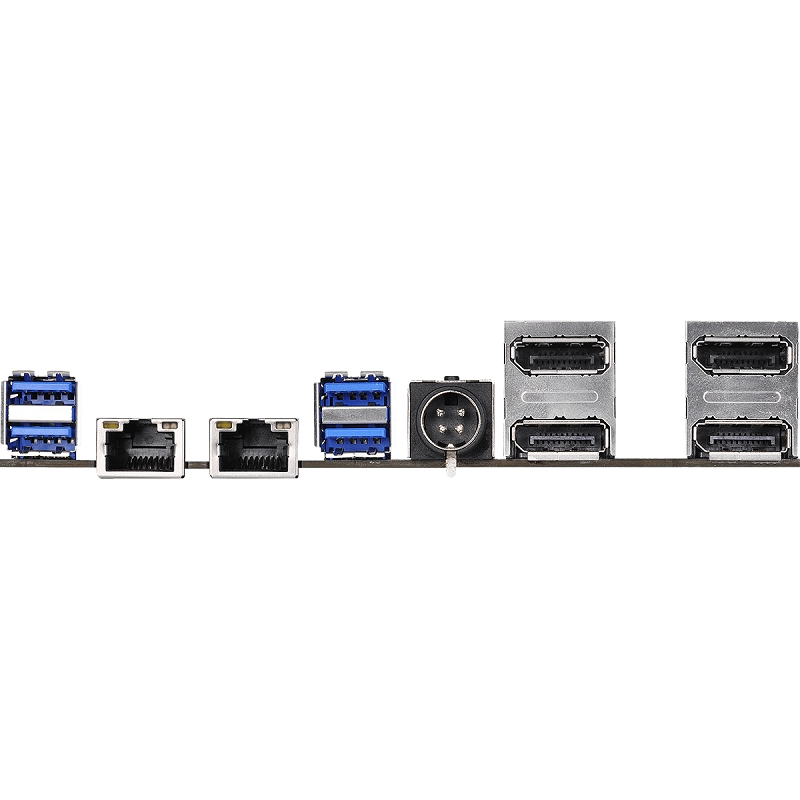 Mini-ITX - MXM IPC-Q170