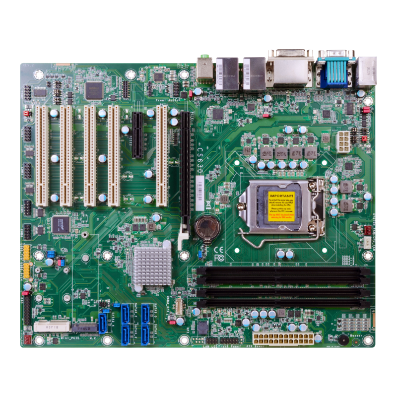 ATX , Industrial Motherboards - CS630-Q370