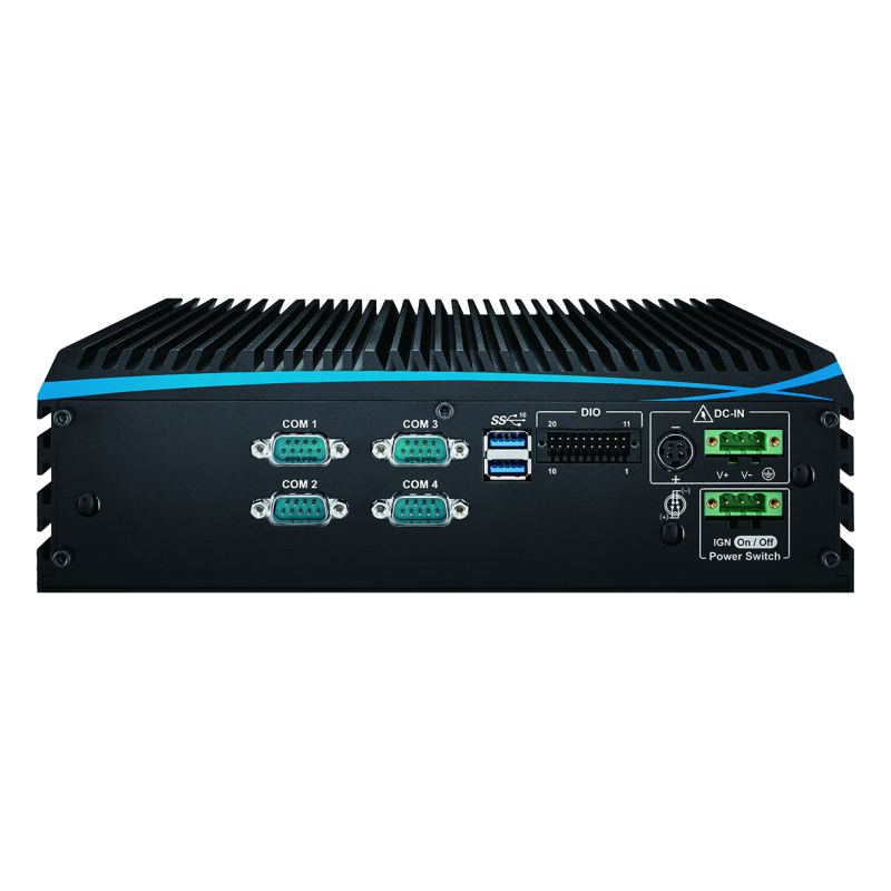 Fanless Box PCs , High-Performance Systems - ECX-1000-2G