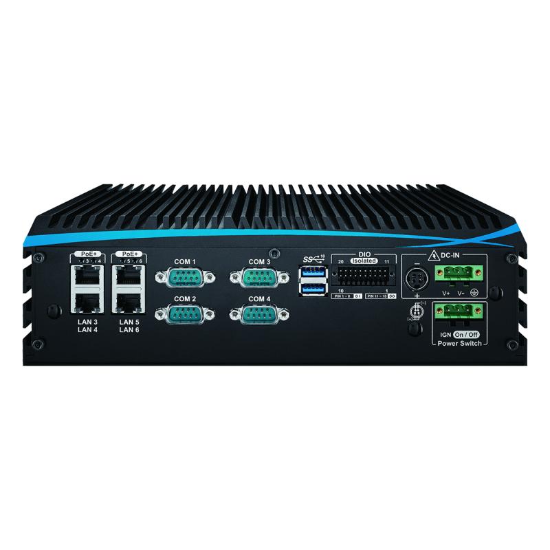 Fanless Box PCs , High-Performance Systems - ECX-1000-9GD