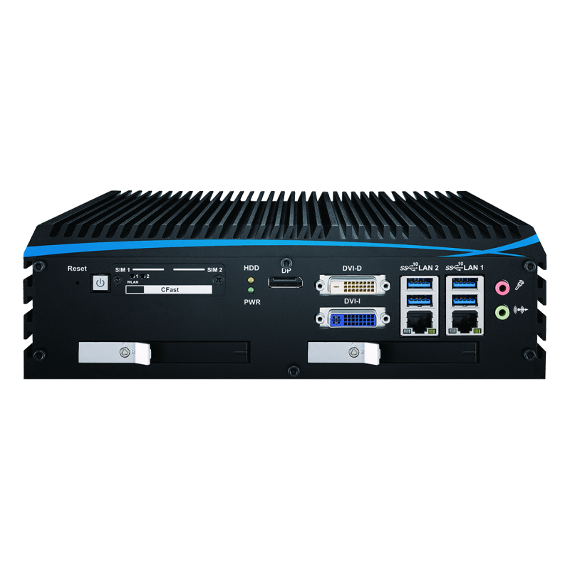 Fanless Box PCs , High-Performance Systems - ECX-1000-PoER