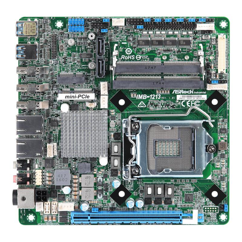 Embedded SBCs , Mini-ITX - IMB-1212/IMB-1213