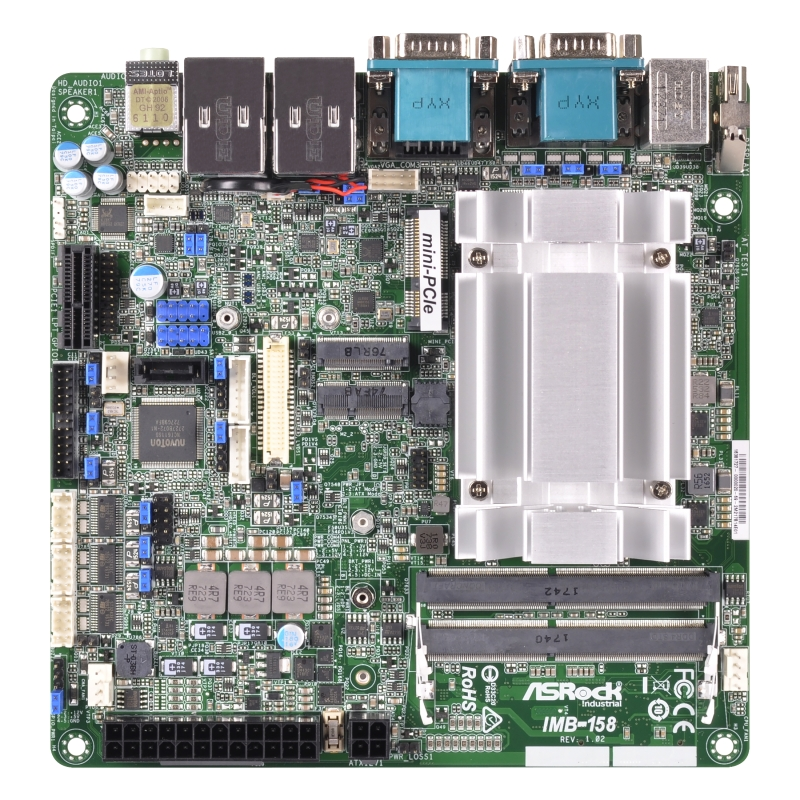 Mini-ITX , SBC EMBEDDED - IMB-158