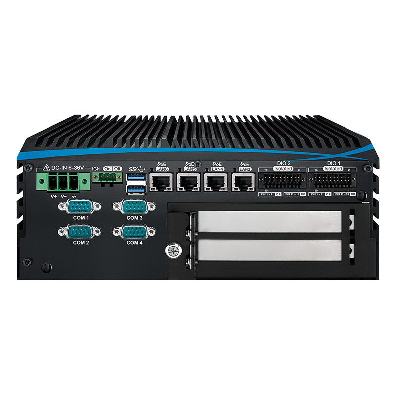 Expandable Systems , Fanless PC Box - ECX-1420