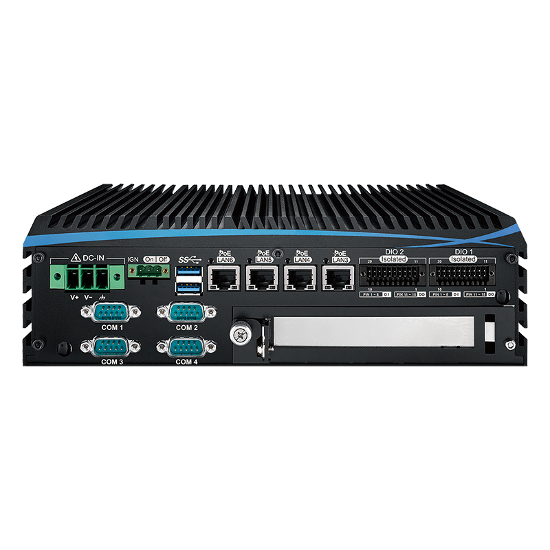 Box PC Fanless , Expandable Systems - ECX-1210