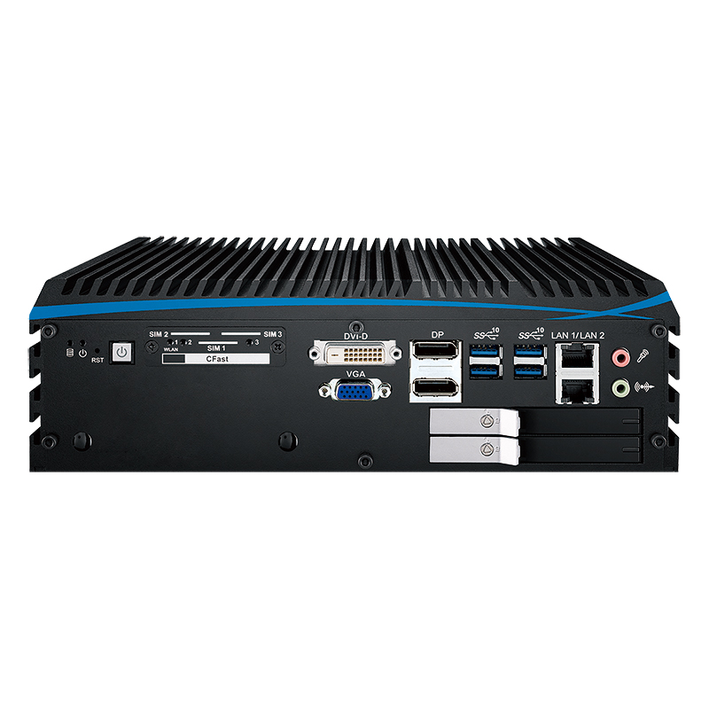 Expandable Systems , Fanless PC Box - ECX-1101