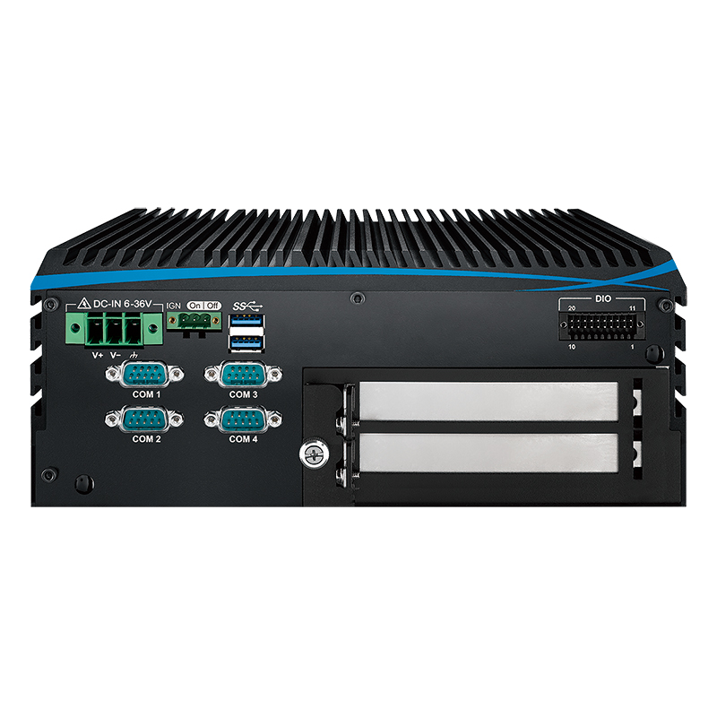 Expandable Systems , Fanless Box PCs - ECX-1320