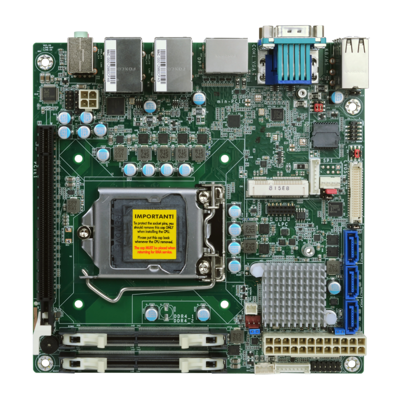 Mini-ITX , SBC EMBEDDED , SBC INDUSTRIALI - CS100-H310