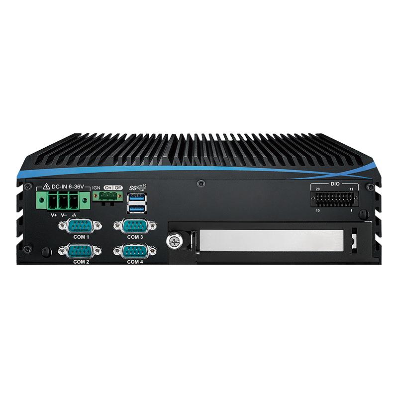 Box PC Fanless , Expandable Systems - ECX-1101