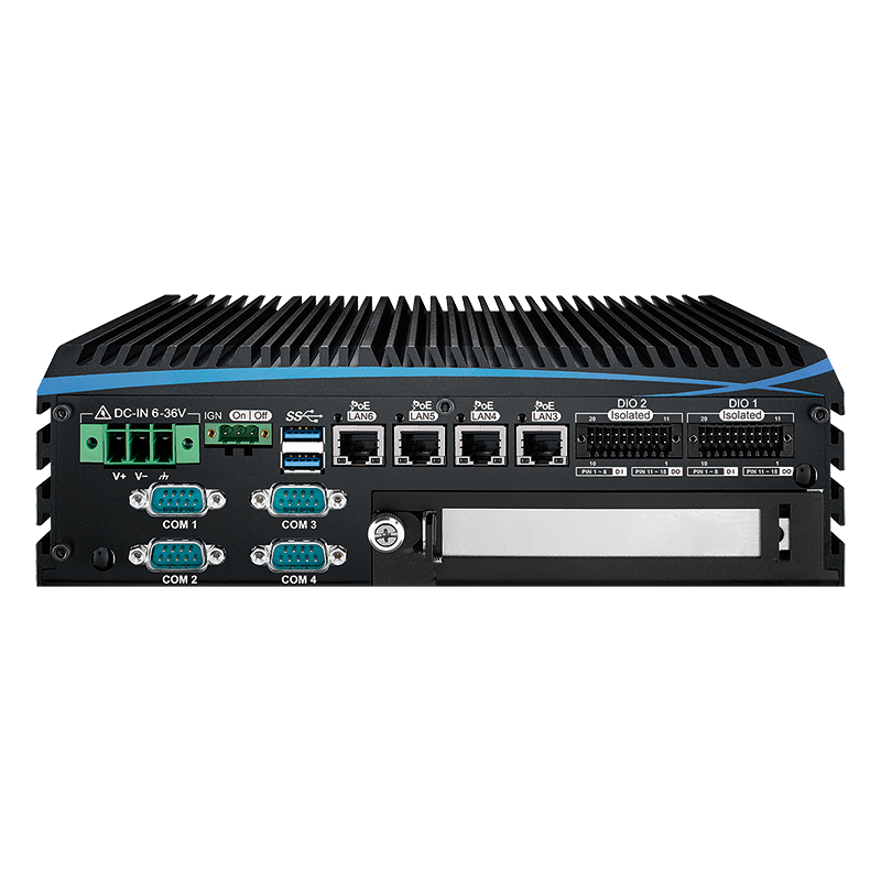 Expandable Systems , Fanless Box PCs - ECX-1201