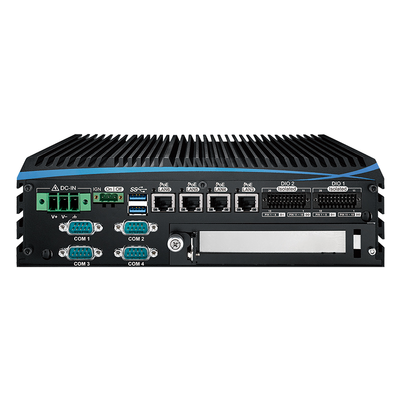 Expandable Systems , Fanless Box PCs - ECX-1210