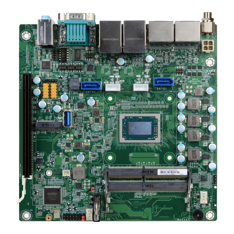 Mini-ITX , SBC Embedded - GH171