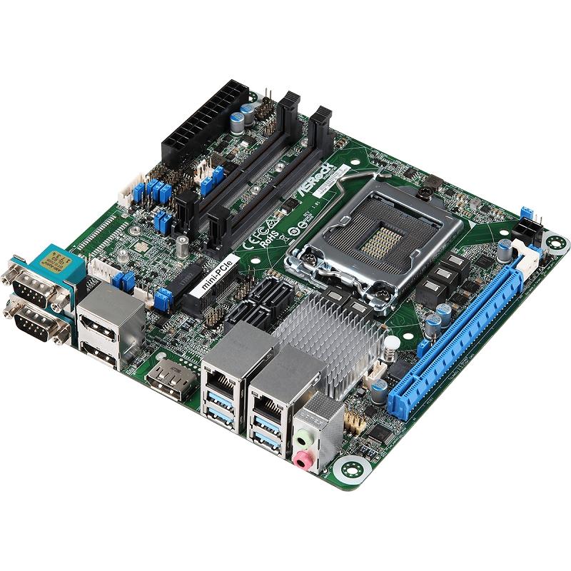 Mini-ITX , SBC EMBEDDED - IMB-1210-D