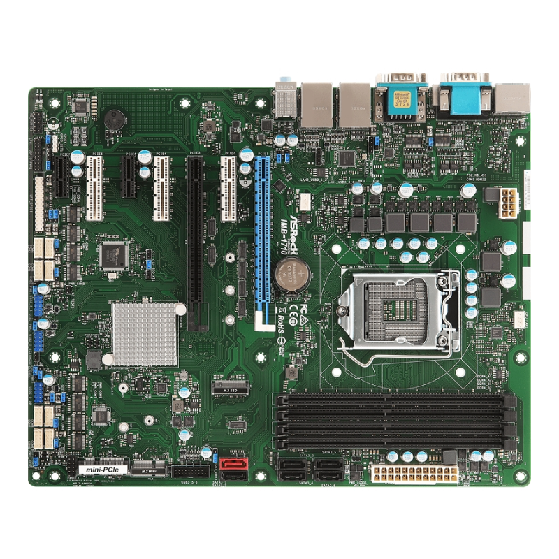 ATX , Industrial Motherboards - IMB-1710
