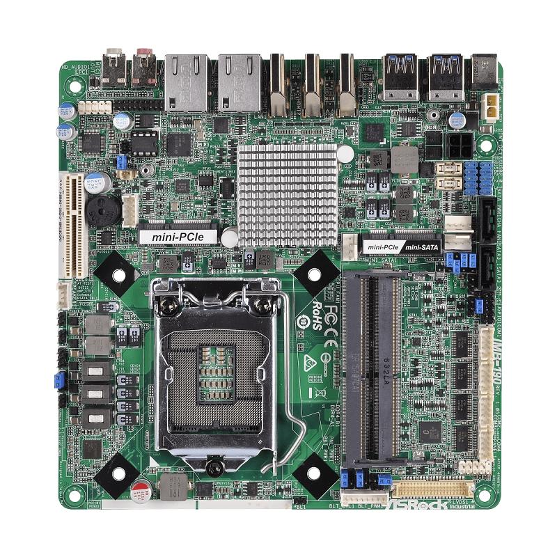 Mini-ITX , SBC EMBEDDED - IMB-X190