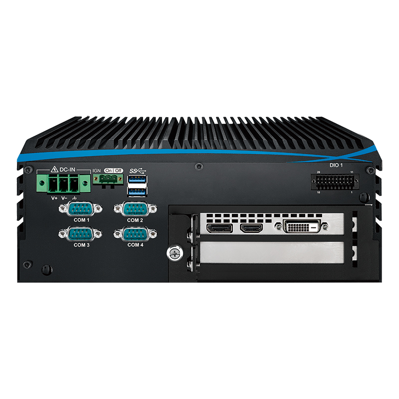 Fanless Box PCs , GPU Computing Systems - ECX-1301-GTX1050