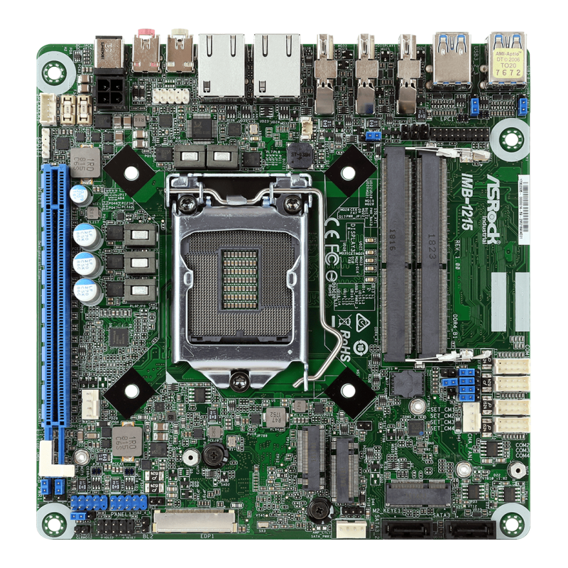 Mini-ITX , SBC Embedded - IMB-1214/IMB-1215