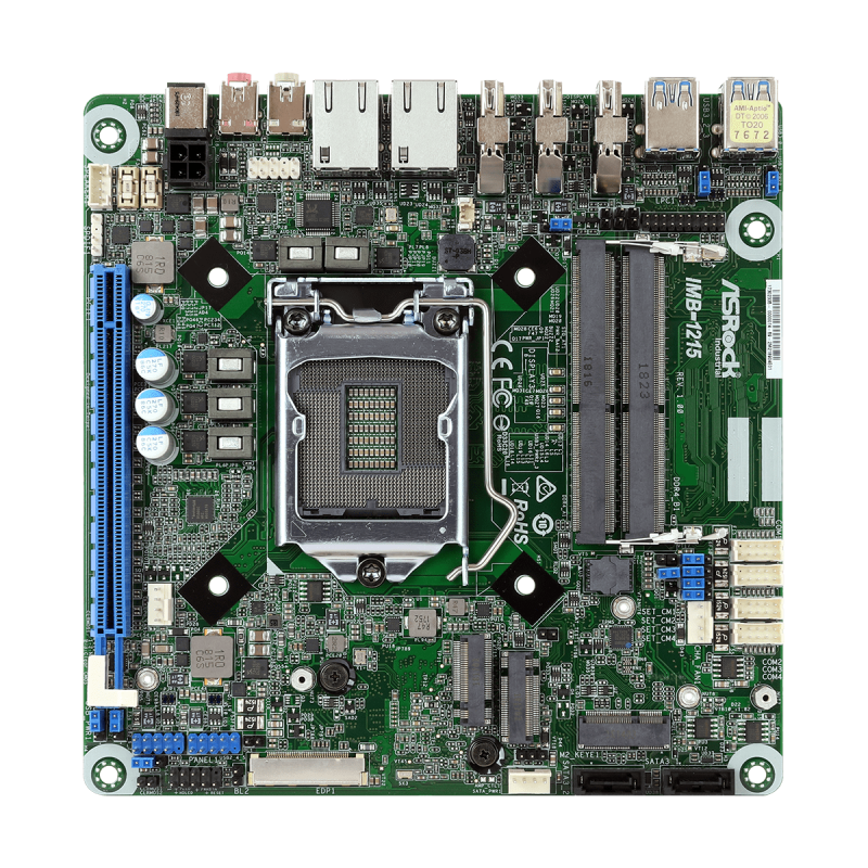 Mini-ITX , SBC EMBEDDED - IMB-1215