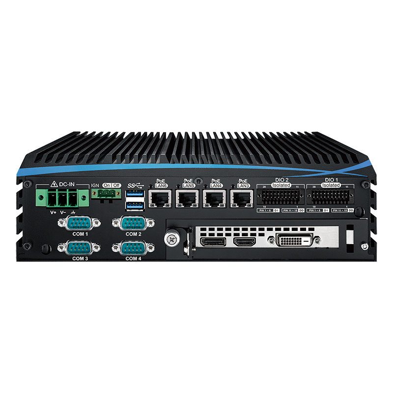 Fanless Box PCs , GPU Computing Systems - ECX-1200 GTX1050