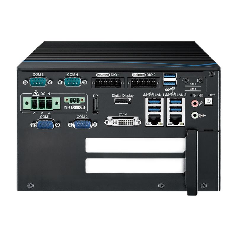 Box PC Fanless , Expandable Systems - RCX-1220