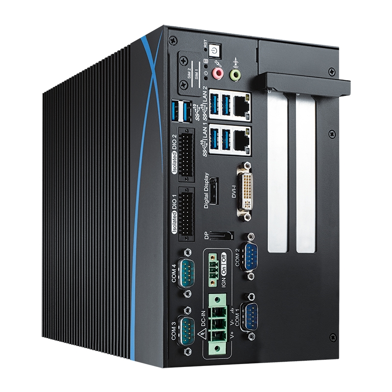 Box PC , Box PC Fanless , Expandable Systems - RCX-1211