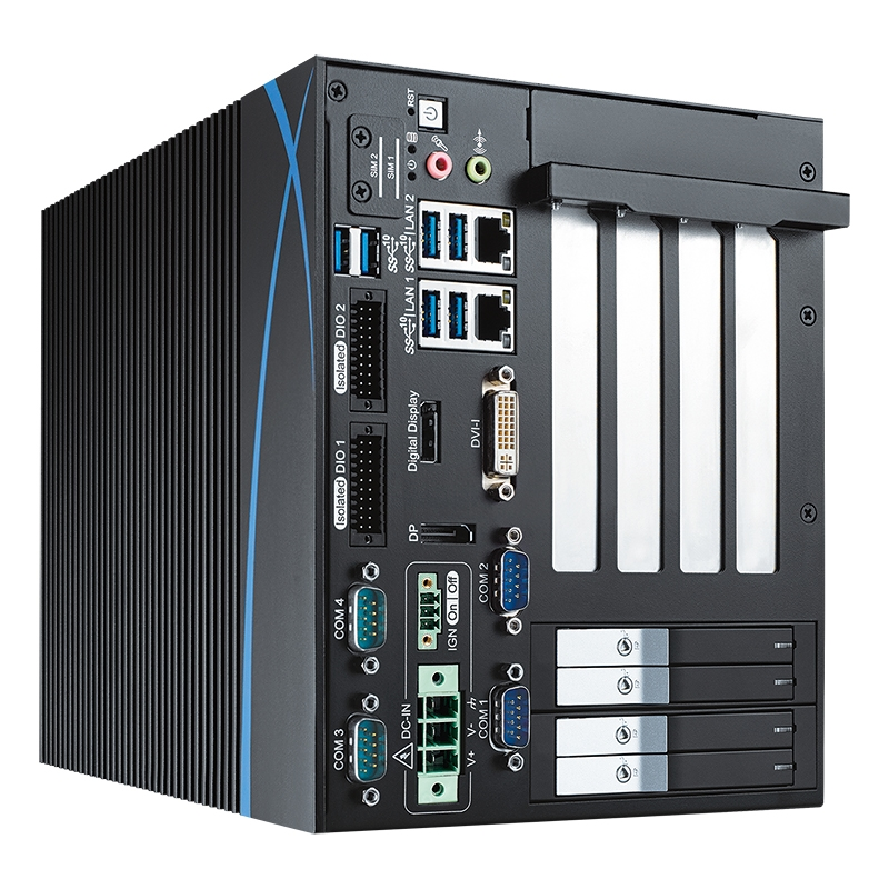 Expandable Systems , Fanless PC Box , PC Box - RCX-1404R