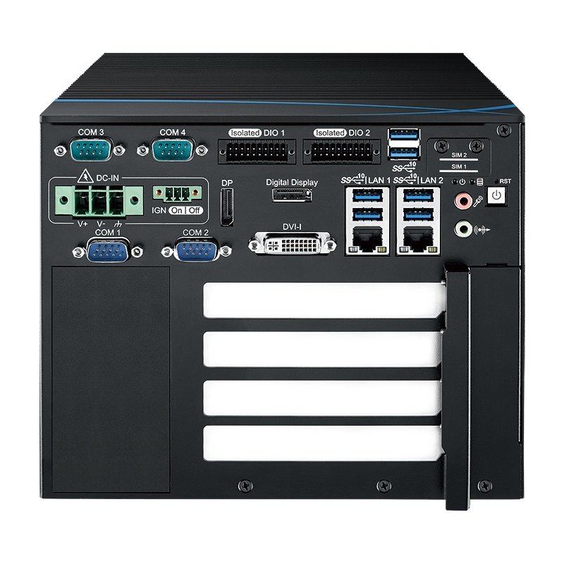 Box PC , Box PC Fanless , Expandable Systems - RCX-1422