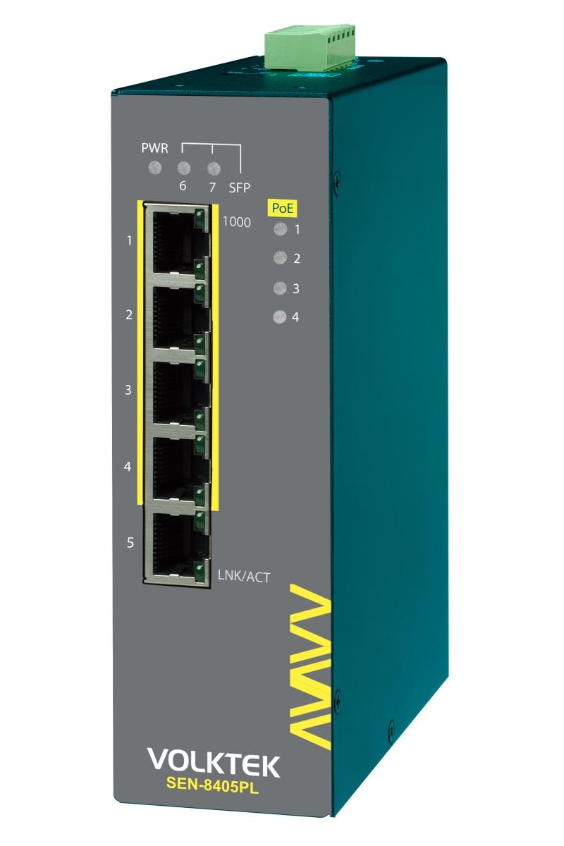 Lite Managed - SEN-8405PL-24V