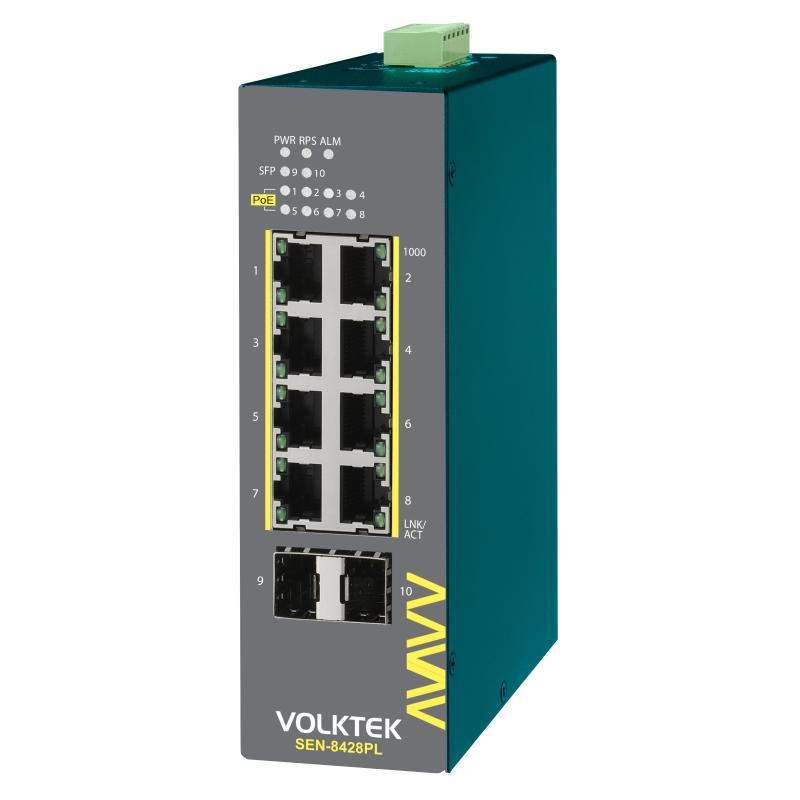 Lite Managed - SEN-8428PL-24V