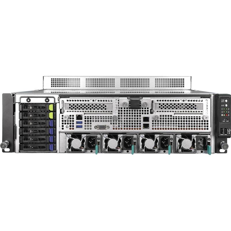 Industrial Server - 3U10G-F/C621
