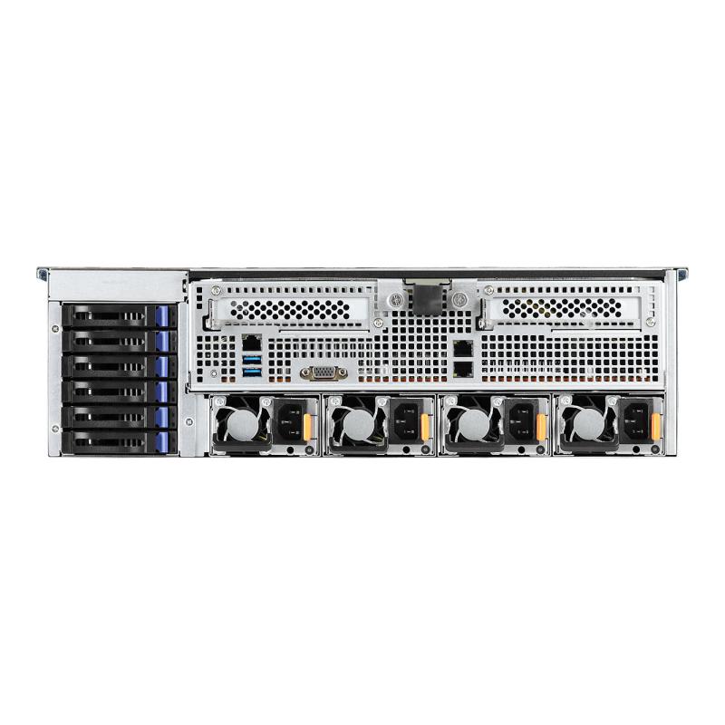Industrial Servers - 3U8G+/C621