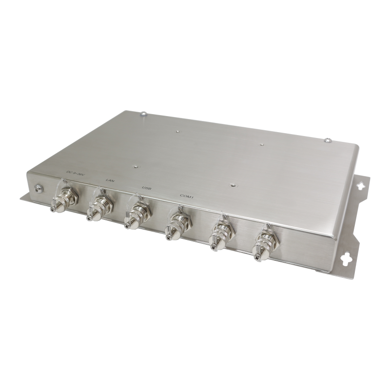 Fanless Box PCs , Rugged Box PCs - AEx-2410