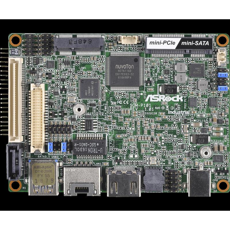 Pico-ITX , SBC EMBEDDED - SOM-P101