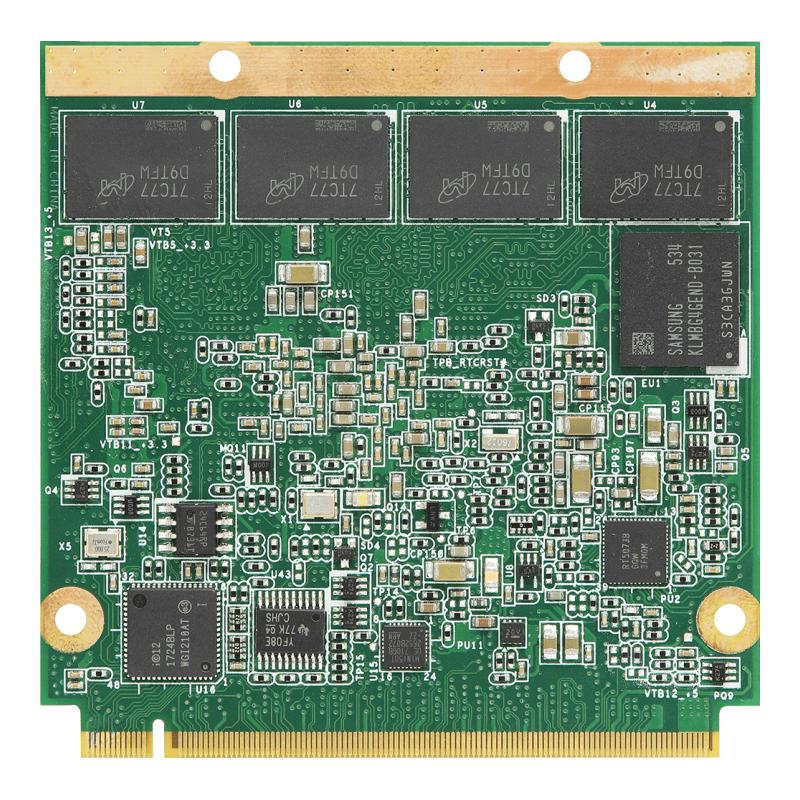 Computer On Module , Qseven - SOM-Q101