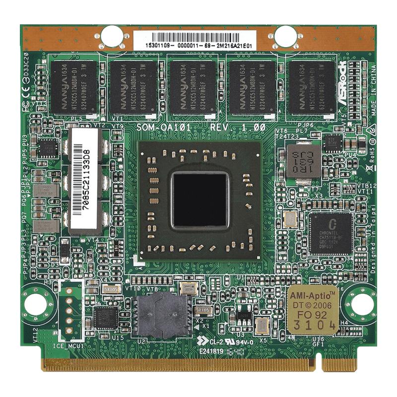 Computer On Module , Qseven - SOM-QA101
