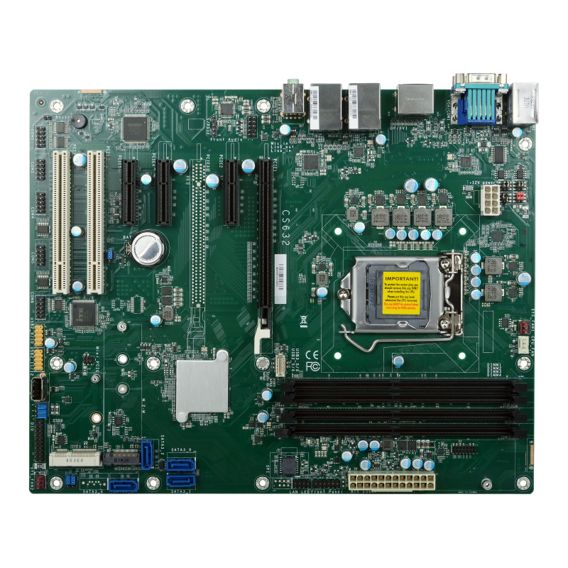 ATX , Industrial Motherboards - CS632-C246