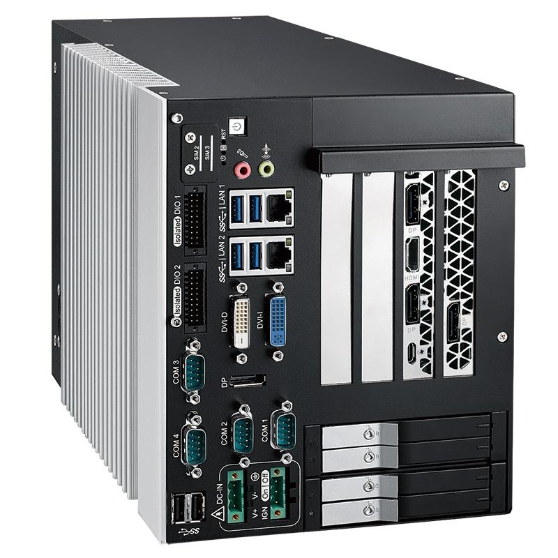 Fanless PC Box , GPU Computing Systems - RCS-9430FHR RTX2080