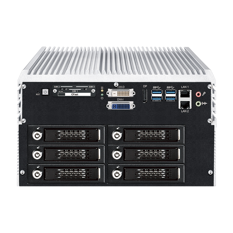 Box PC Fanless , In Vehicle - IVH-9204MX IVY