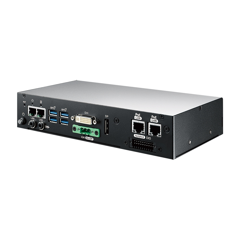 Fanless PC Box , Ultra-Compact Systems - SPC-5200