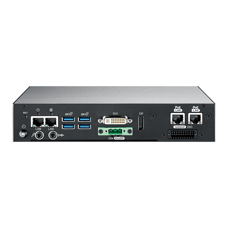 Fanless Box PCs , Ultra-Compact Systems - SPC-5200