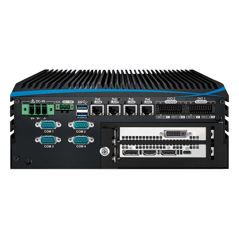 Box PC Fanless , GPU Computing Systems - ECX-1400 PEG
