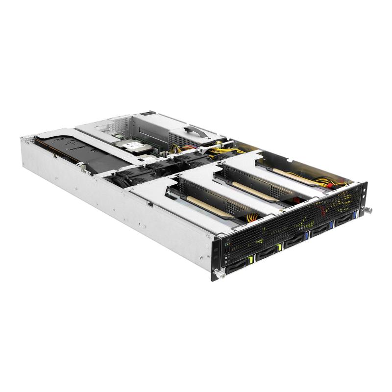 Industrial Servers - 2U4G-C621WS