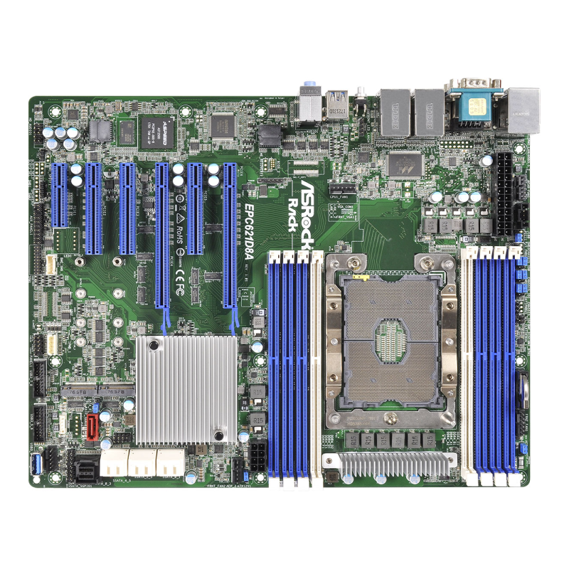 Motherboard Industriali , Server Grade - EPC621D8A