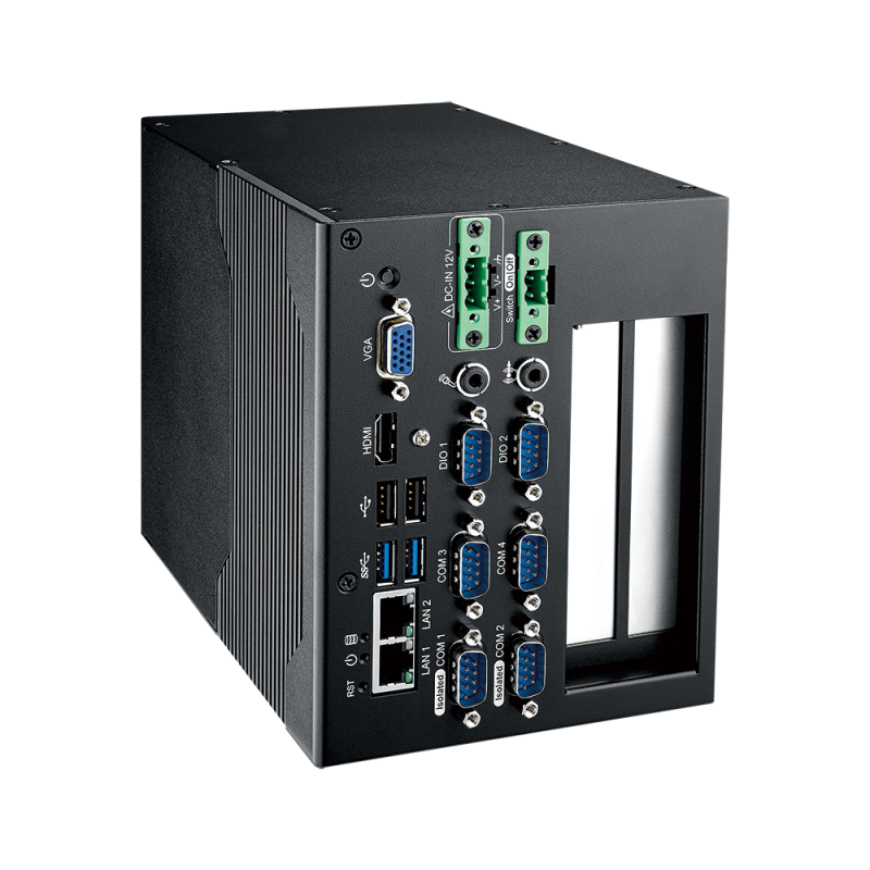 Expandable Systems , Fanless Box PCs - SEC-2211