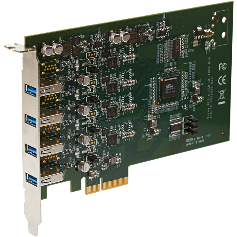 Schede PCIe - UE-1004