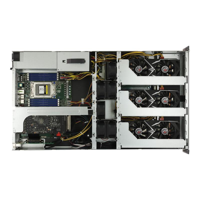 Industrial Servers - 2U4G-EPYC-2T
