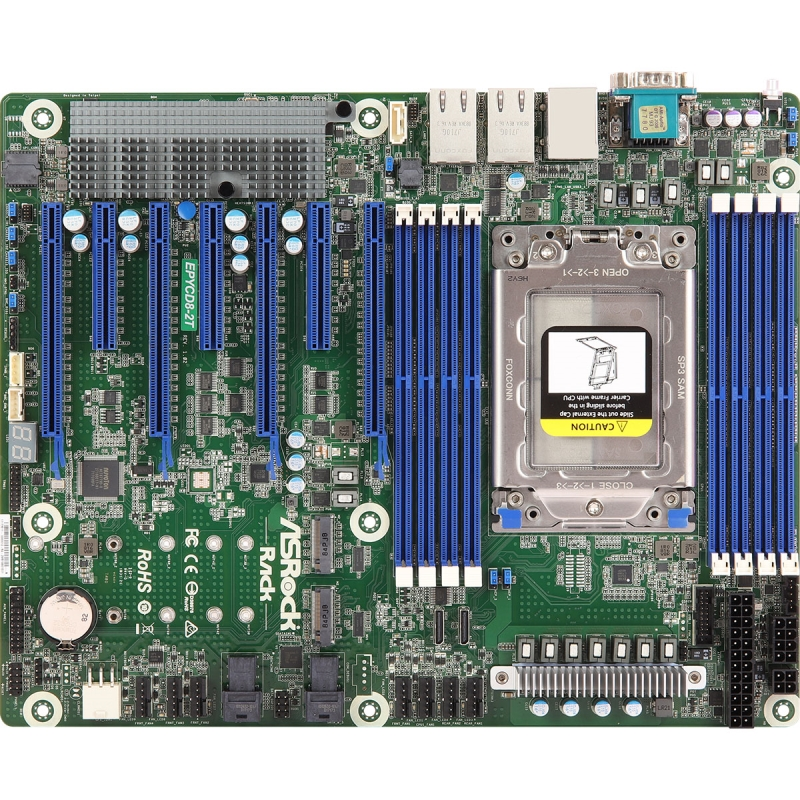 SBC INDUSTRIALI , Server grade - EPYCD8-2T