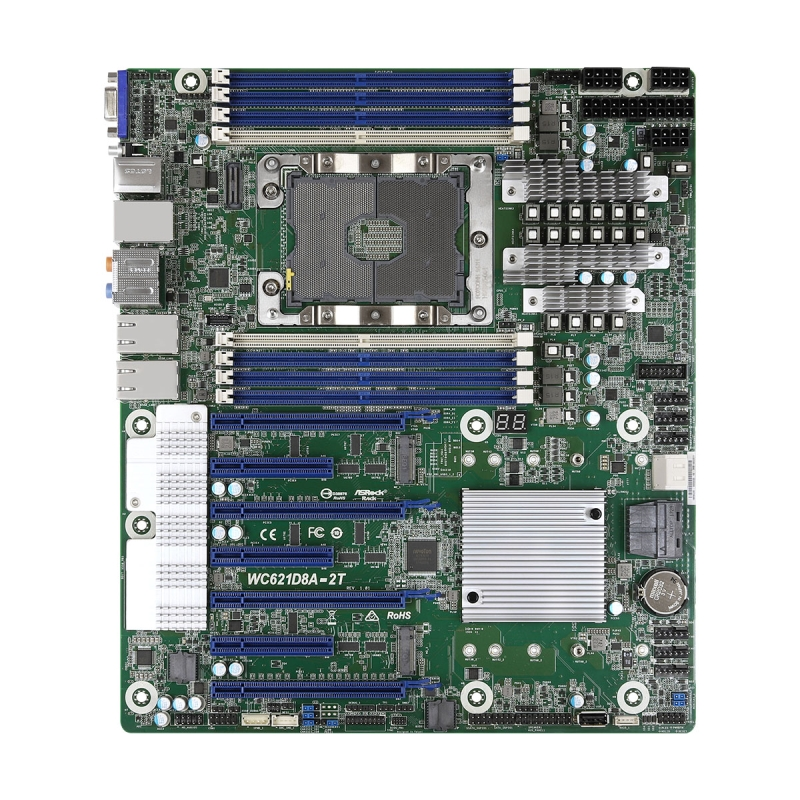 INDUSTRIAL SBC , Server grade - WC621D8A-2T